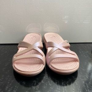 Crocs Sandals Women's Size 7